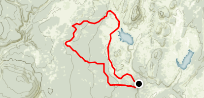 Pagosa Loop Trail Map