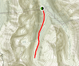 Sayres Gulch Trail Map