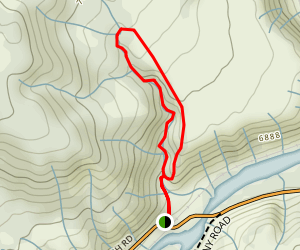 Trough Trail Map