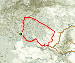 Kuilau MB Loop Map