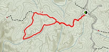 Osborn Homestead Trail Map