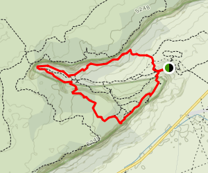 Waterberg Plateau Loop Map