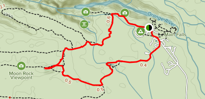 Dassie Trail Map