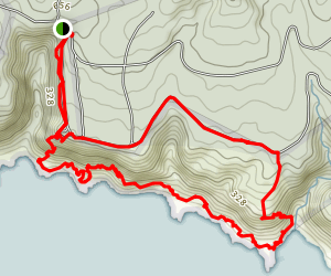 Kranshoek Coastal Trail Map