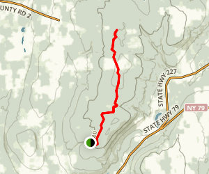 Finger Lakes Trail Map
