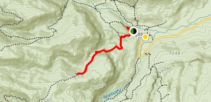 Grindstone Caves Map