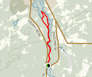 Red Sandstone Trail Map