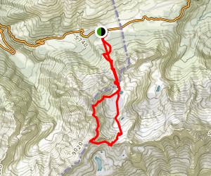 Via Ferrata Map