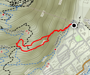 Triki Trail Map