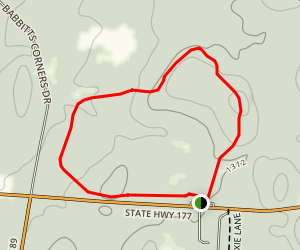 Tug Hill Trail Map