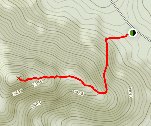 Mount Hassell Map