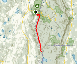 South Taconic Trail Map
