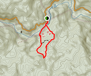Ranomafana Loop Map