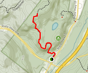 Wildcat Mountain Trail Map