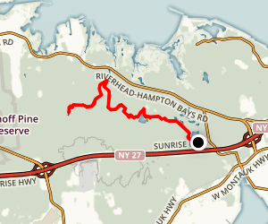 Paumanok Path Map