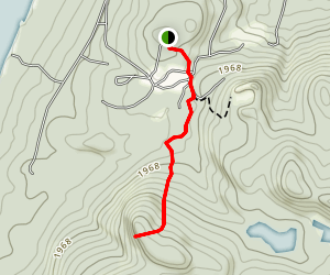 Balm of Gilead Trail Map