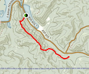 Mount Tuscarora Trail Map