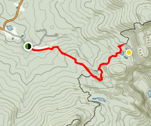 Mount Sutton Map