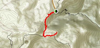 Mount Gigilos Map