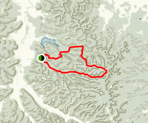 Knobstome GSM Trail Map