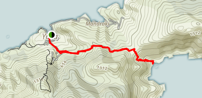 Liminoza Walk Map