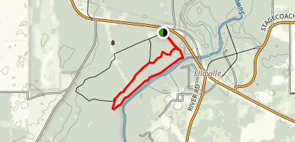 Ellaville Trail Map