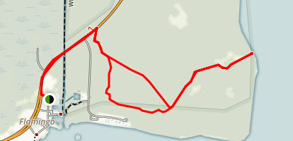 Christian Point Trail Map