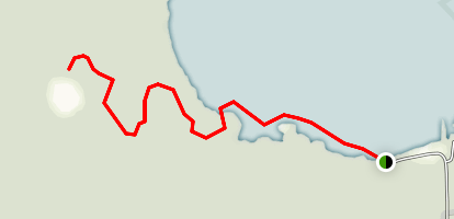 Commodore Creek Canoe Trail Map