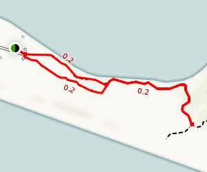 Grayton Beach Nature Trail Map