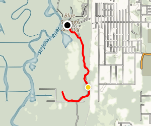 Pine Island Trail Map