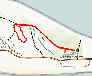 Blackbird Marsh Trail Map
