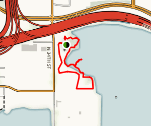 McKay Bay Nature Park Trail Map