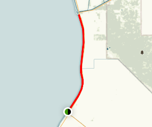 Okeechobee Southeast Trail Map