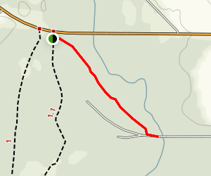 Bellamy Bridge Heritage Trail Map