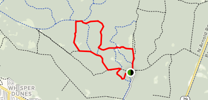 Conservation Park Loop Trail Map