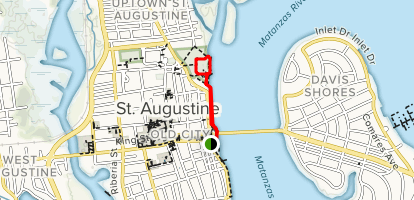 Walk Our Paths: St. Augustine