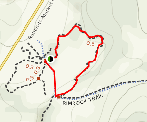 Creek Trail Map