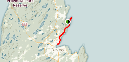 Father Troy Path Map