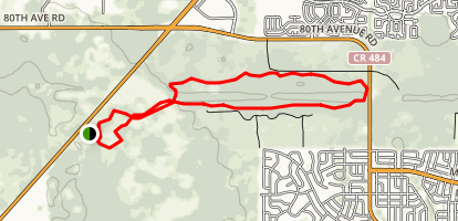Ross Praire Trail Map