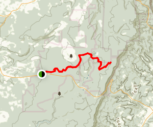Lost Turkey Trail Map