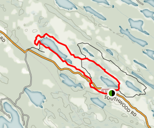 Torrance Barrens Extension Trail Map