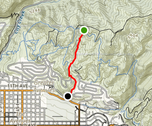 Bobsled Trail Map