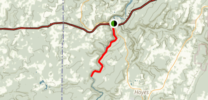 Kendall Trail Map