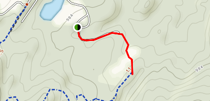 Trout Brook Trail Map