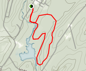 Willow Crest Loop Trail Map
