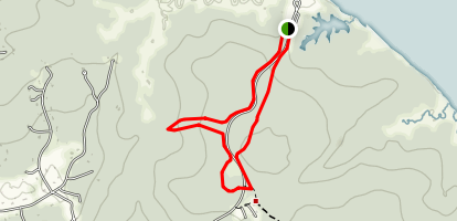 Meh to Kos Trail Map