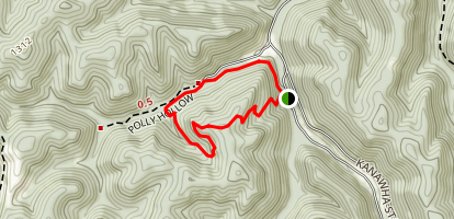 Polly Trail Map