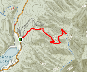 Ross Camp Trail Map