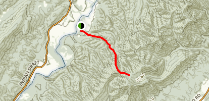 Marshall Draft Trail Map