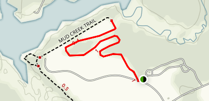 Bluebird Trail Map